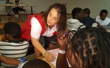 Más de 2.800 migrantes han pasado por el centro de Cruz Roja en Mérida este último año