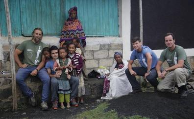 Tres extremeños ponen rumbo a Etiopía en una experiencia solidaria