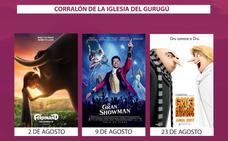 'El cine de una noche de verano' también estará en el Gurugú