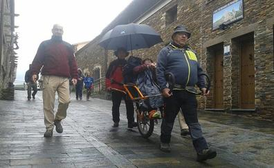 Inclusives Villanueva impulsa el senderismo para personas con movilidad reducida