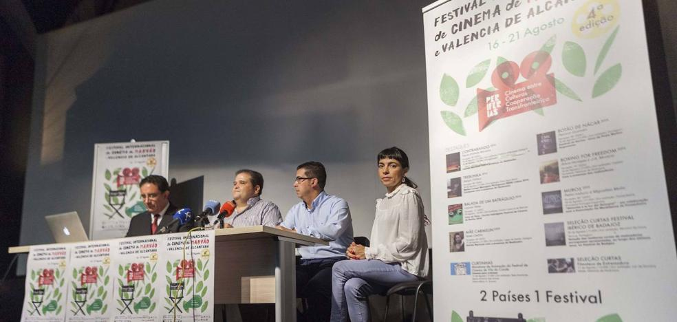 Valencia de Alcántara acoge este martes el evento cultural 'Artes por la paz'