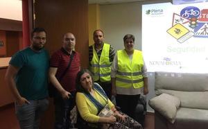 Plena Inclusión imparte cursos de seguridad vial para personas con discapacidad intelectual