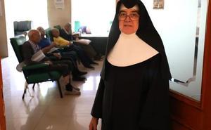 La nueva directora del Asilo de Mérida pide más ayudas para la atención de los residentes