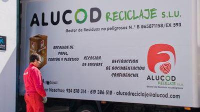 Fundación CB y Fundación Ibercaja firman un convenio con Alucod