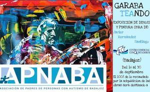 'GarabaTEAndo', una exposición de pintura en beneficio de Apnaba