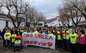 ADMO celebra el Día Mundial del Donante de Médula Ósea en Extremadura