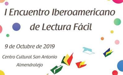 El I Encuentro Iberoamericano de Léctura Fácil se celebra este miércoles en Almendralejo