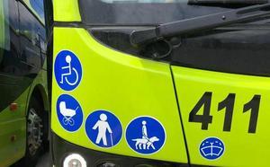 Los usuarios de silla de ruedas de motor podrán entrarlas en los autobuses