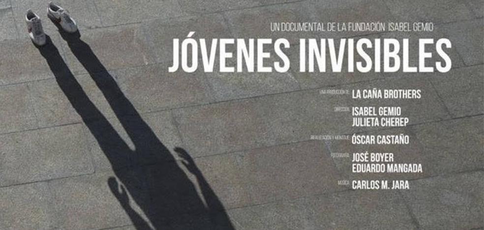 Isabel Gemio presentará 'Jóvenes invisibles' en la Semana de Cine Inclusivo y Discapacidad