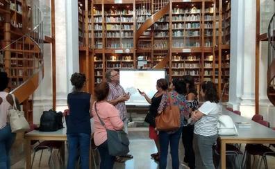 El club de lectura fácil de Llerena reúne a especialistas de Cuba, Chile y Portugal