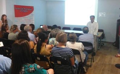El Centro de Promoción y Empleo de Cáritas Mérida-Badajoz celebró una jornada de puertas abiertas
