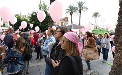 La AECC Cáceres celebra hoy el acto central por el Día Mundial contra el Cáncer de Mama