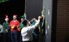 Celebración de la convivencia navideña de Down Mérida