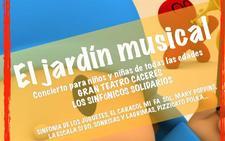La Banda Sinfónica de la Diputación aporta su nota solidaria este domingo