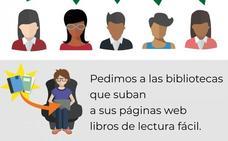 'Queremos lectura fácil', la campaña de Plena Inclusión para celebrar el Día del Libro