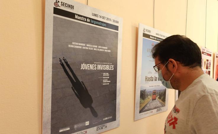 Cartoce cortos y dos largometrajes se exhibirán en la Secindi, del 7 al 9 de octubre