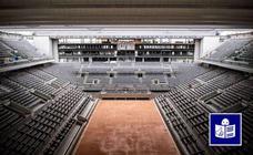 La competición de *Roland Garros se retrasa 1 semana y cambia la gira que se hace en pistas de hierba