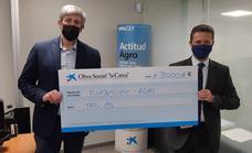 El impulso de Fundación La Caixa y Caixabank a las asociaciones de Zafra