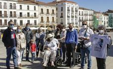 «Queremos conseguir el reconocimiento automático del 33% de discapacidad»