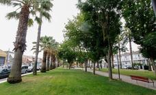 San Antonio recupera su parque y San Lázaro tendrá otro junto al *acueducto
