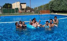 Plena Inclusión Extremadura despide su campamento en la RUCAB