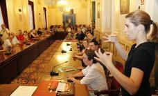 Cermi Extremadura y el sindicato FSIE colaborarán para incluir el enfoque de la discapacidad en sus acciones