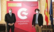 La Aexcid colaborará con el ente nacional para potenciar la solidaridad y la cooperación internacional