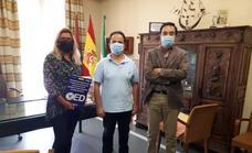 Cocemfe Badajoz junto al Sexpe desarrollan un programa de orientación y empleo para demandantes con discapacidad en Montijo