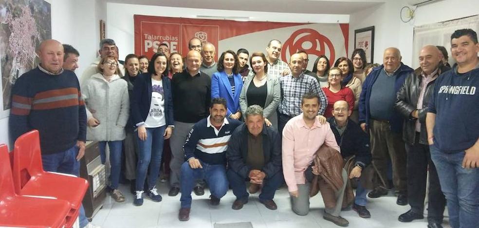 Salvador Buil, candidato del PSOE para la alcaldía de Talarrubias
