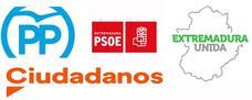 Talarrubias presenta cuatro candidaturas para las elecciones municipales