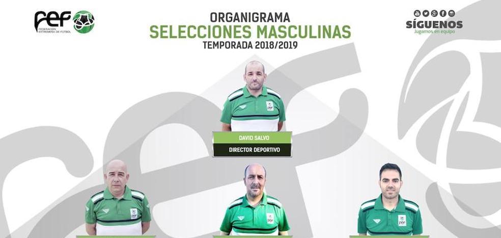 Héctor Moreno nombrado segundo entrenador de la selección extremeña sub-18