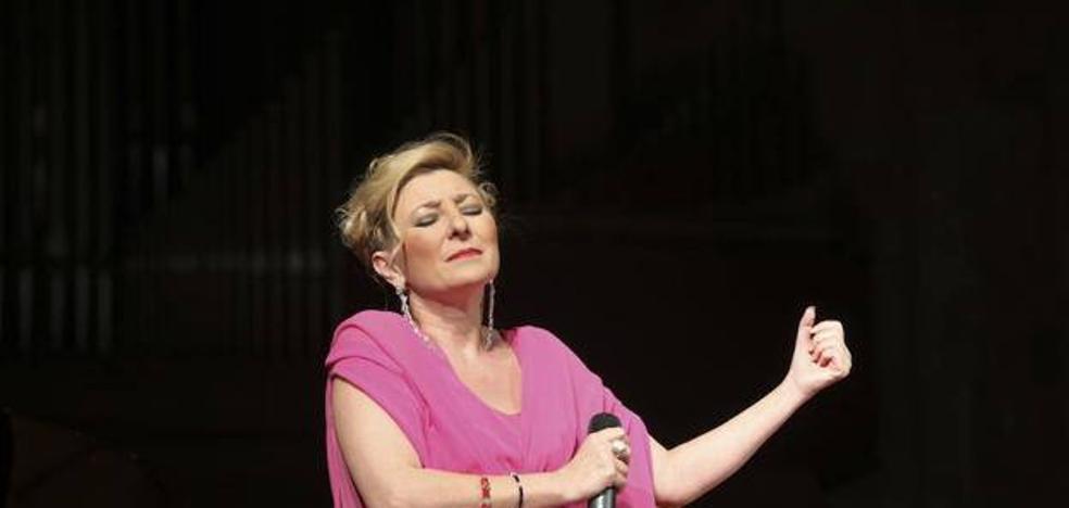 Pilar Boyero actuará este sábado en Talayuela