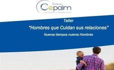Cepaim organiza un nuevo taller de «Hombres que cuidan sus relaciones»