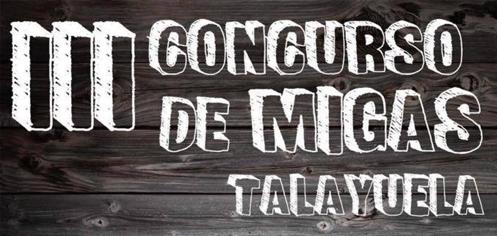 Nueva edición del Concurso de Migas de Talayuela