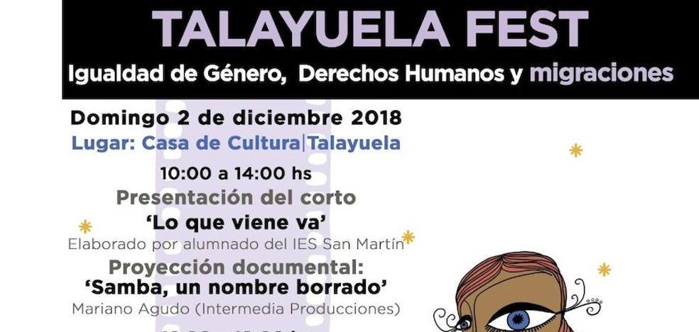 Talayuela Fest: Igualdad de Género, Derechos Humanos y Migraciones