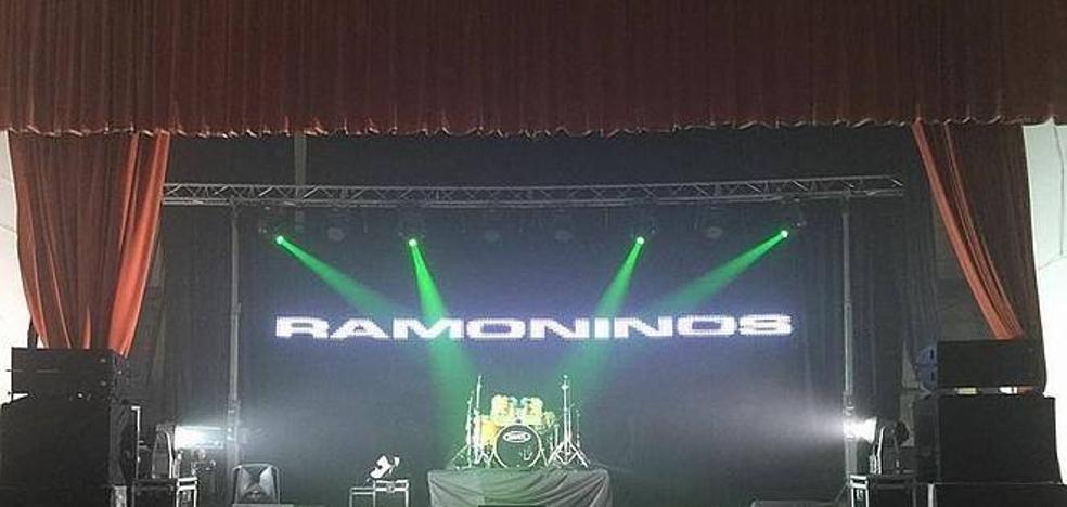 Los Ramoninos actúan esta noche en Talayuela