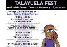 La casa de la cultura acoge hoy el Talayuela Fest