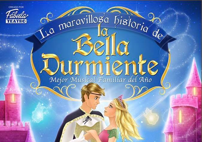 'La maravillosa historia de la Bella Durmiente' este sábado en Talayuela
