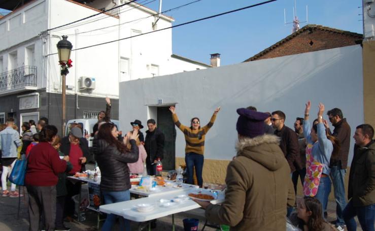 Tercera Edición Concurso de Migas de Talayuela