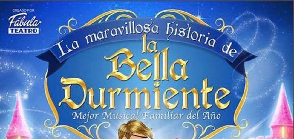 'La maravillosa historia de la Bella Durmiente' hoy en Talayuela