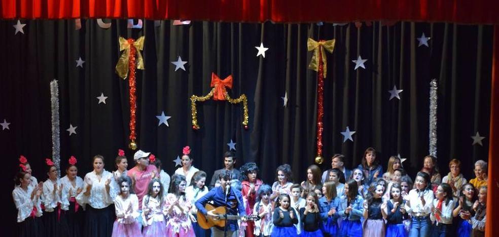 Este sábado, Talayuela celebra una nueva edición de la Gala Solidaria de Navidad