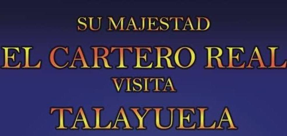 Hoy, a las 16:30 horas, la Cartera Real visita Talayuela
