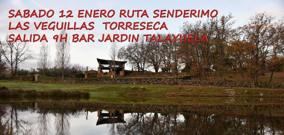 El Grupo de Senderista organiza la ruta Las Veguillas-Torreseca