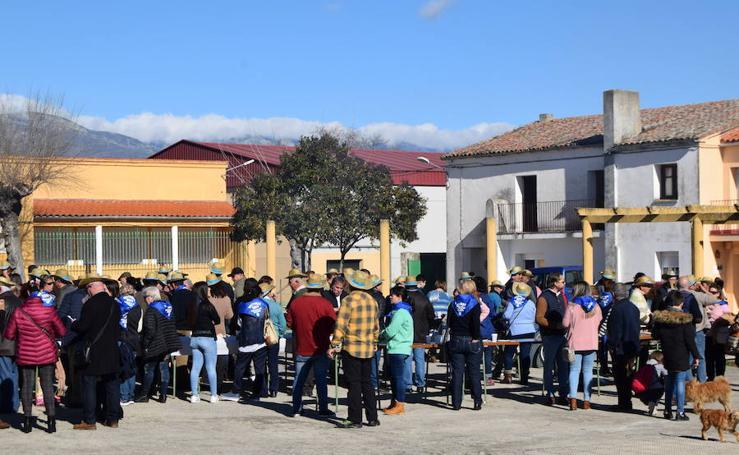 Matanza Popular en Barquilla de Pinares 2019