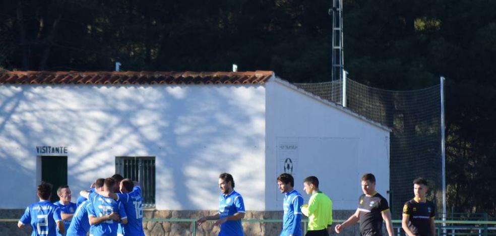 El Talayuela golea 3-0 al Malpartida