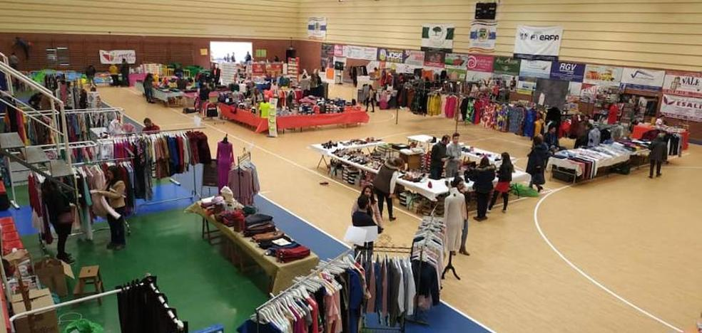 Hoy domingo, segunda jornada de la III Feria del Stock en Talayuela