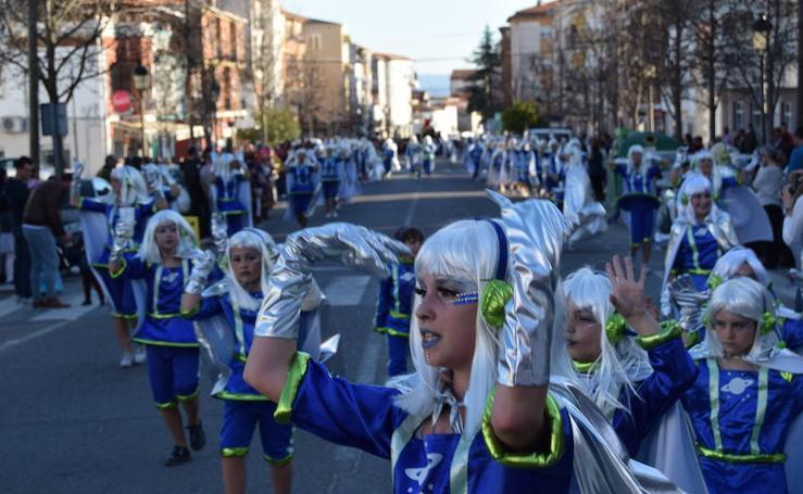 Desfile Comparsas y Carrozas, Carnaval Talayuela 2019