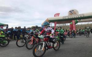 David Vizcaíno vence en Jerez de los Caballeros