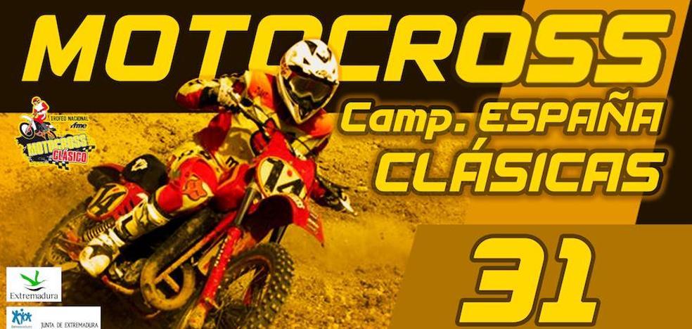 Las motos clásicas rodarán el día 31 en Miramontes