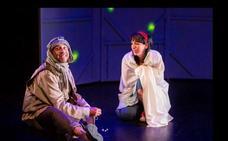 'El hilo rojo del destino. El viaje de Violeta', teatro para hoy en Talayuela